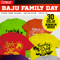 Copbaju#10-Design-Menarik-Ready-made-Cetak-Baju-Family-Day