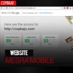 Website Cop Baju Printing Mesra Telefon Pintar